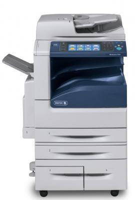 МФУ Xerox WorkCentre 7830 цветное A3 30ppm 1200x2400dpi с тандемным лотком WC7830CPS_3T