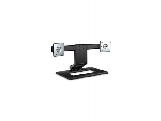 Подставка для монитора HP Adjustable Dual Monitor Stand AW664AA