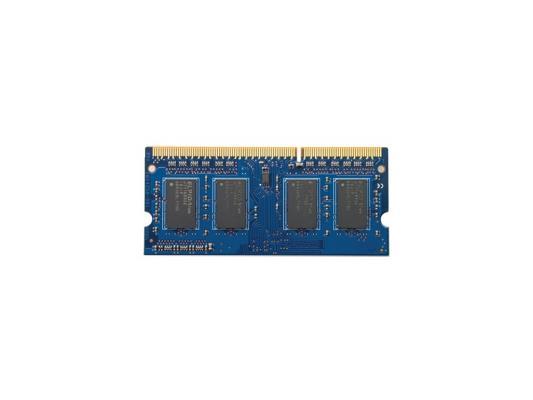 Оперативная память для ноутбука 4Gb PC3-12800 1600MHz DIMM DDR3 HP H6Y75AA