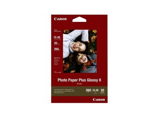 Бумага Canon PP-201 А4 275 г/кв.м глянцевая 2311B019 20л бумага цв а4 20л 10цв хобби тайм 2 вида