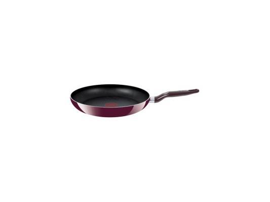 Сковорода Tefal Boost A3730552 26см антипригарное покрытие коричневый