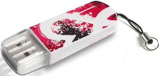 Флешка USB 8Gb Verbatim Store n Go Mini 98165 USB2.0 красный