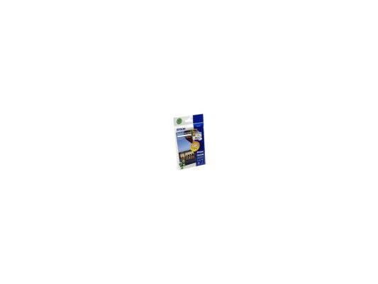 Фотобумага Epson 10x15см 251г/м2 полуглянцевая 50л C13S041765 фотобумага epson c13s041893