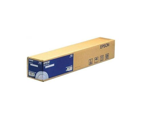 """Фотобумага Epson 24"""" х 30.5м 260г/кв.м полуглянцевая C13S042081"""