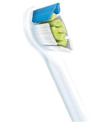 Насадка для зубной щётки Philips HX6072/07 для Philips Sonicare Diamond Clean Brush Head Compact мини-размер 2шт