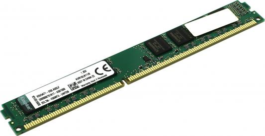 Оперативная память 8Gb PC3-12800 1600MHz DDR3L DIMM Kingston KVR16LN11/8 CL11 1.35V оперативная память 8gb pc3 12800 1600mhz ddr3 dimm corsair vengeance 10 10 10 27 cmz8gx3m1a1600c10