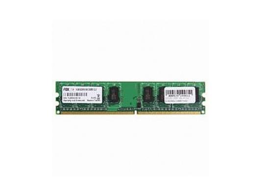 Оперативная память 2Gb (1x2Gb) PC2-6400 800MHz DDR2 DIMM CL5 Foxline FL800D2U50-2G, FL800D2U6-2G, FL800D2U5-2G цены онлайн