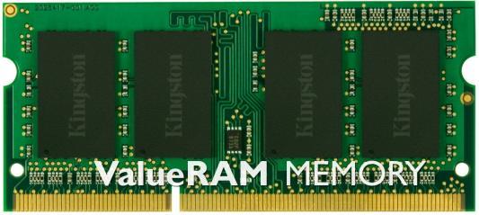 Оперативная память для ноутбуков SO-DDR3 2Gb PC10600 1333MHz Kingston KVR13S9S6/2 CL9