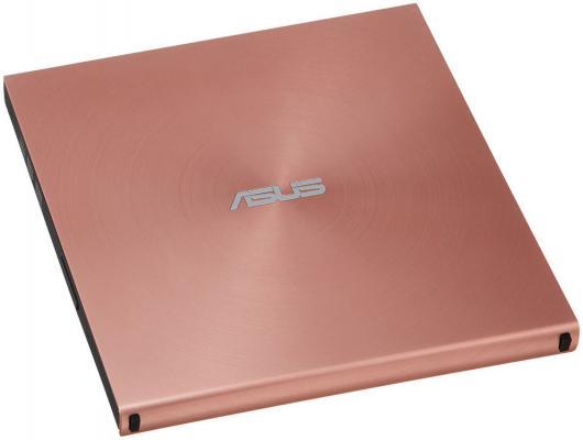 Внешний привод DVD±RW Asus SDRW-08U5S-U/PINK/G/AS USB 2.0 розовый Retail все цены