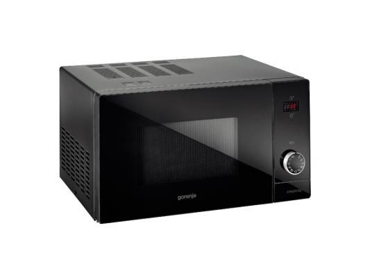 Купить Микроволновая печь Gorenje MO6240SY2B 23л 900Вт гриль черный, чёрный