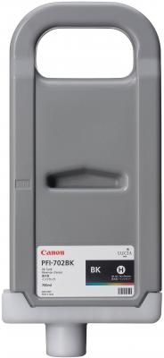 Картридж Canon PFI-702BK для iPF8100/9100 черный  ikea рэттвикен белая 702 165 77