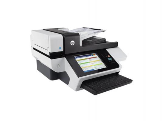 Сканер HP Digital Sender Flow 8500 fn1 L2719A A4 600x600 dpi 24bit