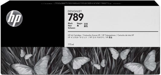 Картридж HP CH615A №789 для HP L25500 черный 775мл картридж hp ch620a 789 для hp designjet l25500 светло пурпурный 775мл