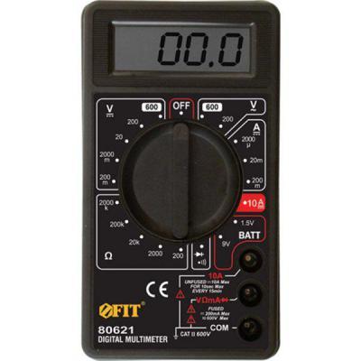 Мультиметр Fit 80621 Инструкция - фото 2