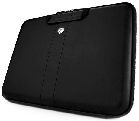 Сумка для ноутбука MacBook Air 11 Cozistyle Smart Sleeve кожа черный CLNR1109 new palmrest topcase for macbook air 11 6 a1465 top case with us keyboard no touchpad 2013 2014 2015