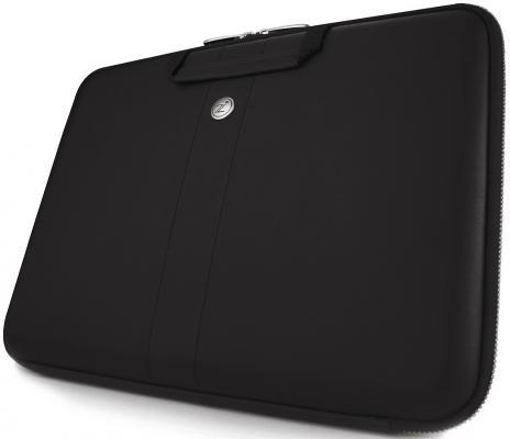 Сумка для ноутбука MacBook Air 13 Cozistyle Smart Sleeve кожа черный CLNR1309