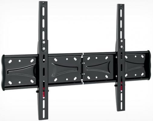 "Кронштейн Holder PFS-4015 черный для ЖК ТВ 20-65"" настенный от стены 28мм VESA 800х400 до 90кг"