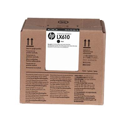 Картридж HP CN673A для HP Latex LX610 черный 3л картридж hp cn674a для latex 610 светло голубой 3л