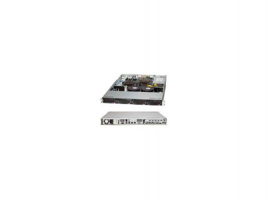 Серверная платформа SuperMicro SYS-6017R-TDF