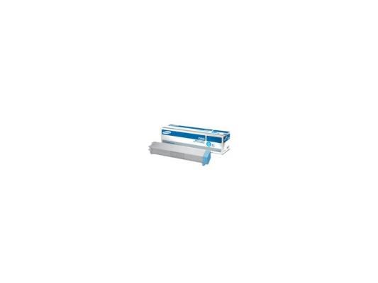 Тонер-Картридж Samsung CLT-C606S/SEE для CLX-9250ND/9350ND голубой 2000стр выключатель 1 клавишный с индикацией в рамку белый unica
