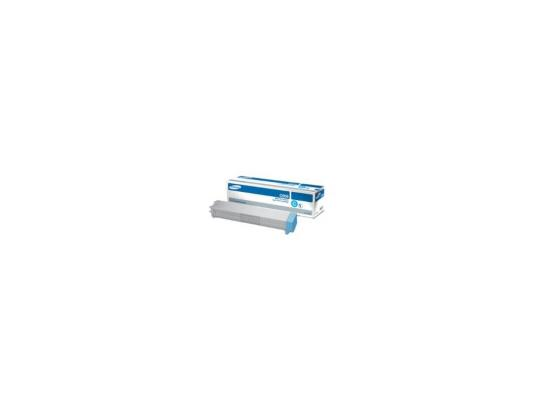 Тонер-Картридж Samsung CLT-C606S/SEE для CLX-9250ND/9350ND голубой 2000стр картридж samsung clt c504s see голубой