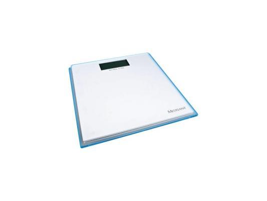 Весы напольные Medisana 40485 ISB белый