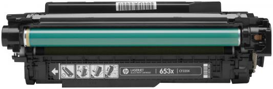 Картридж HP CF320X для HP Color LaserJet Enterprise M680dn Color LaserJet Enterprise M680f Color LaserJet Enterprise M680z 21000 Черный картридж hp 656x cf460x для hp color laserjet enterprise m652dn m652n m653dn m653x черный