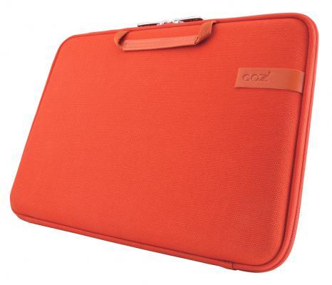 Чехол для ноутбука 15 Cozistyle Smart Sleeve хлопок кожа оранжевый CCNR1501 чехол 13 cozistyle smart sleeve оранжевый