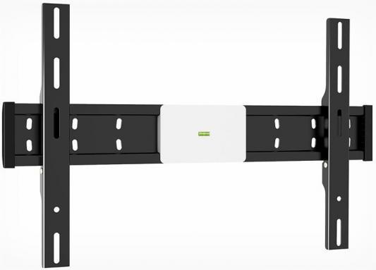 "Кронштейн Holder LCD-F6608-B черный для ЖК ТВ 42-65"" настенный от стены 35мм наклон 0° VESA 600x400 до 45 кг"