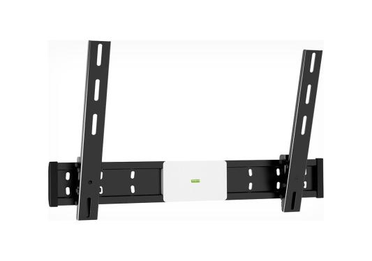Кронштейн Holder LCD-T6609-B черный для ЖК ТВ 42-65 настенный от стены 68мм наклон -8°/+17° до 45 кг holder lcd t4612 b для 32 –65 чёрный