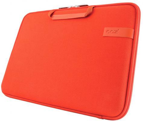 Чехол для ноутбука 11 Cozistyle Smart Sleeve хлопок кожа оранжевый CCNR1101