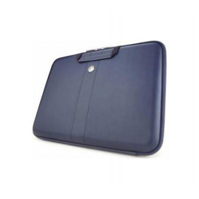 "все цены на Чехол для ноутбука 15"" Cozistyle Smart Sleeve натуральная кожа синий CLNR1502"