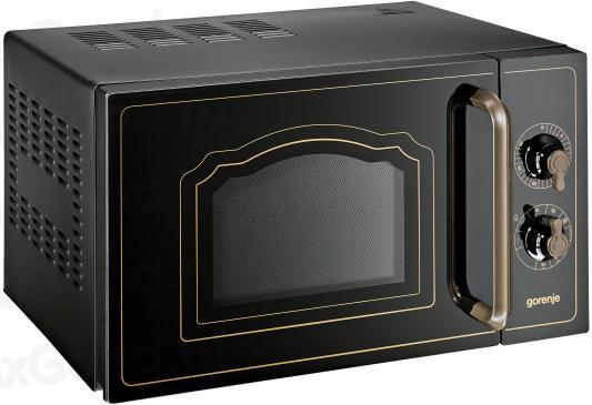 СВЧ Gorenje MO4250CLB 700 Вт чёрный цена