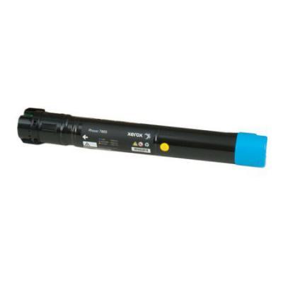 Тонер-Картридж Xerox 106R01570 для Phaser 7800 голубой 17200стр картридж xerox 106r01570