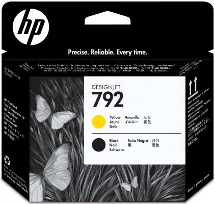 Печатающая головка HP CN702A № 792 для Designjet L26500 черный желтый free shipping q5669 60664 for hp designjet t610 t1100 z2100 z3100 z3200 vacuum fan aerosol fan assembly original used