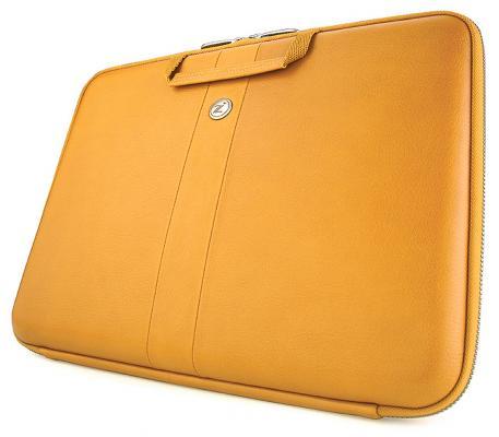 """все цены на Чехол для ноутбука 15"""" Cozistyle CLNR1503 кожа желтый"""