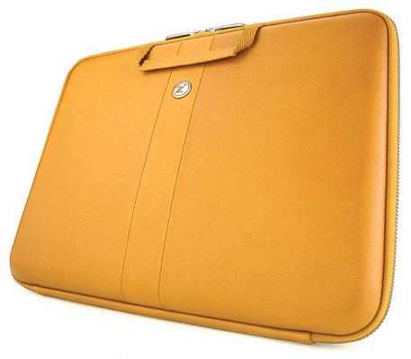 Чехол для ноутбука 15 Cozistyle CLNR1503 кожа желтый