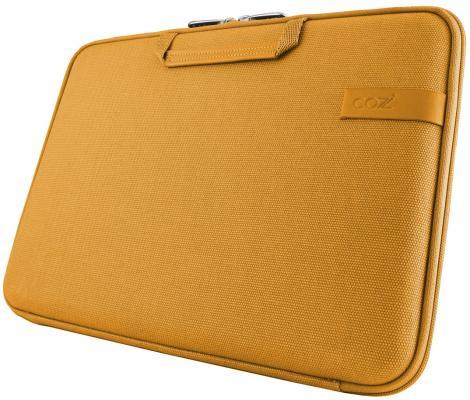 Чехол для ноутбука 13 Cozistyle Smart Sleeve хлопок кожа желтый CCNR1303
