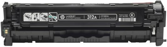 Картридж HP CF380A 312A для Color LaserJet M475/M476 черный картридж hp cf382a 312a для color laserjet m475 m476 желтый
