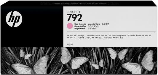 Картридж HP CN710A №792 для Designjet L26500 светло-пурпурный 775мл