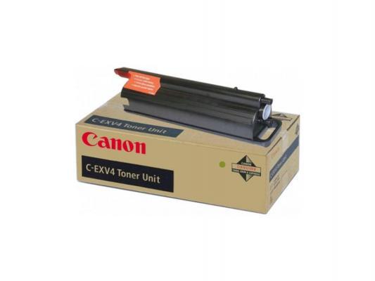 Фото - Тонер-Картридж Canon C-EXV4 6748A002 для iR8500/7200/105/105+ черный 36600стр раковина мебельная dreja дрея 105 191669