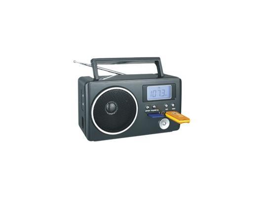 Радиоприемник Сигнал РП-204 темно-серый