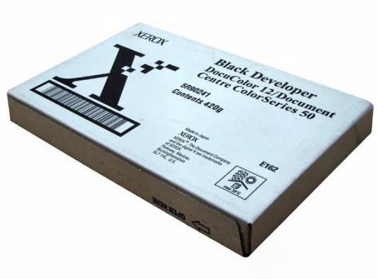 Девелопер Xerox 005R90241 для DocuColor 12/CS 50 черный 25000стр hettich 4925 12