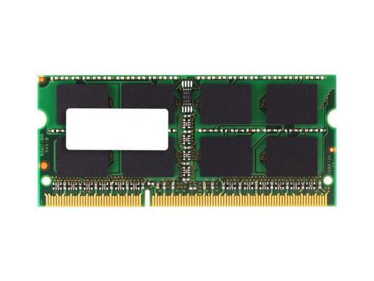 Оперативная память для ноутбуков SO-DDR3 4Gb PC12800 1600MHz Foxline FL1600D3S11S1-4G CL11 корпус miditower atx 450w usb black fl 922 fz450r foxline