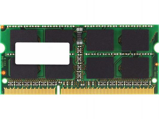 Оперативная память для ноутбуков SO-DDR3 4Gb PC10600 1333MHz Foxline FL1333D3S9S1-4G CL9