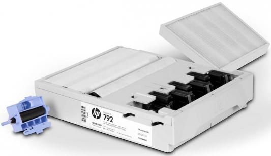 Фото - Комплект для очистки печатающей головки HP CR278A №792 устройство очистки печатающей головки hp w1b43a