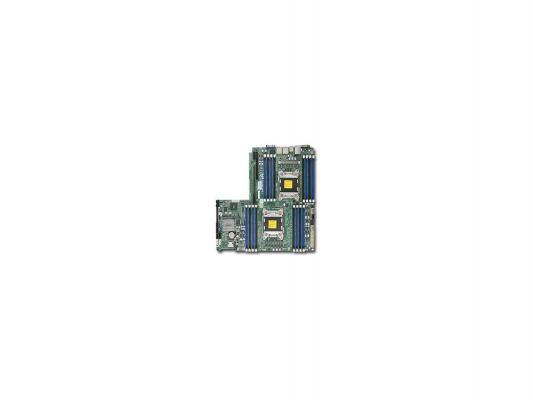 "Серверная платформа SuperMicro SYS-2027R-WRF 2U 2xLGA2011 C602 16xDDR3 16x2.5"" SAS SATA 3xGigabit Ethernet 740 Вт"