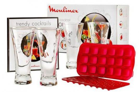 Набор для соковыжималки Moulinex Trendy Cocktail Box XF800032