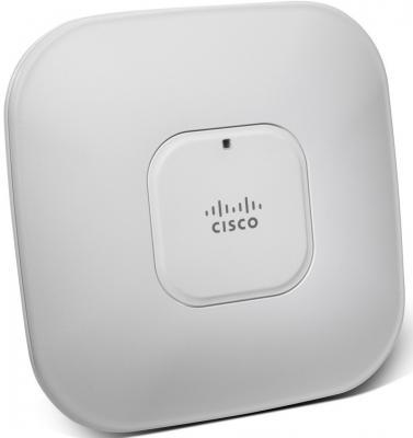 Точка доступа Cisco AIR-CAP3602I-R-K9 802.11n CAP w/CleanAir 4x4:3SS Mod Int Ant R Reg Domain