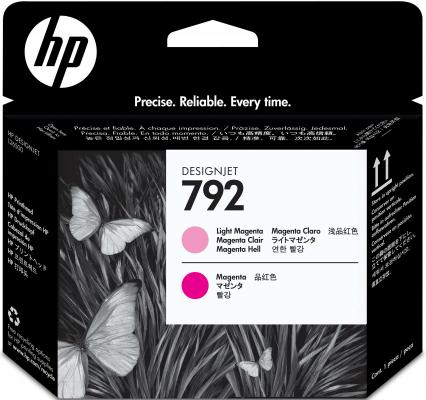 Печатающая головка HP CN704A №792 для HP Designjet L26500 светло-пурпурный пурпурный free shipping q5669 60664 for hp designjet t610 t1100 z2100 z3100 z3200 vacuum fan aerosol fan assembly original used